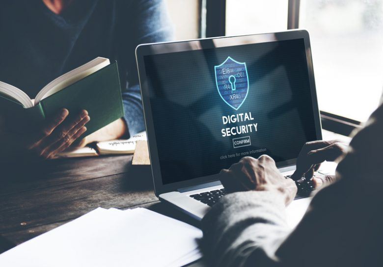 Digital Security Privacy Online Security